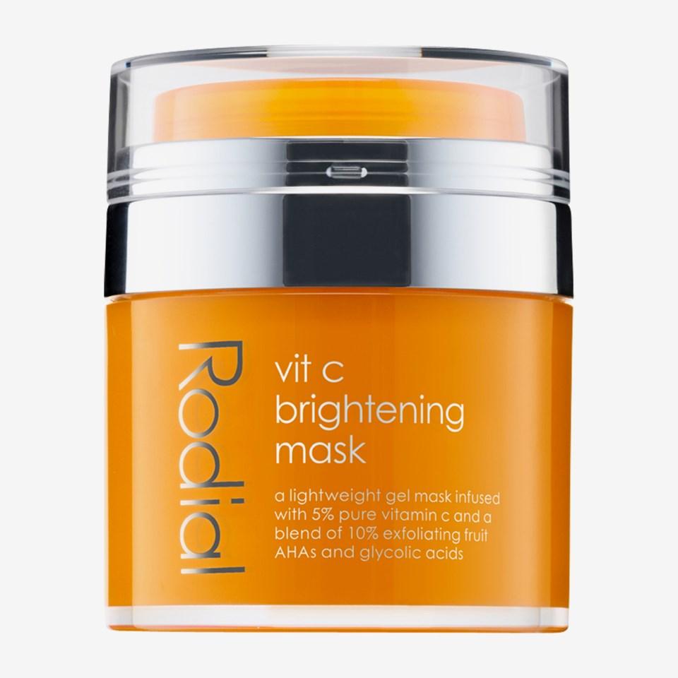 Vit C Brightening Facial Mask 50ml