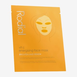 Vit C Energising Sheet Mask - Single Sachet
