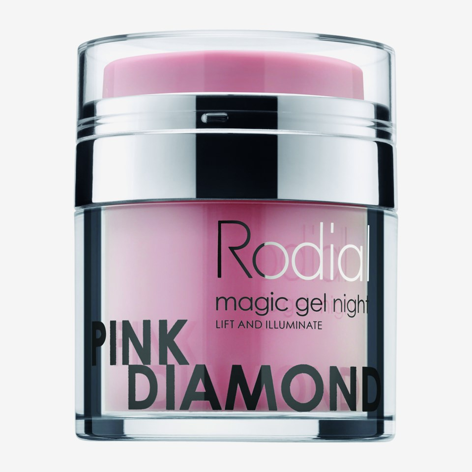 Pink Diamond Magic Gel Night Cream 50ml