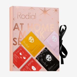 At Home Facial Mask Gift Box