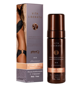 pHenomenal Tan Mousse Medium