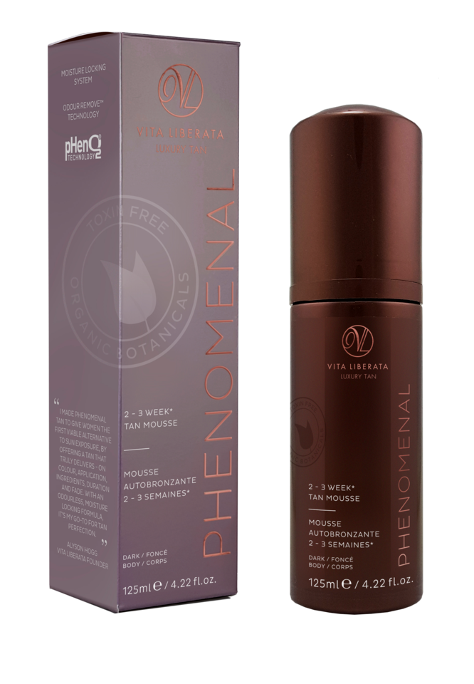 pHenomenal Tan Mousse Dark 125 ML pHenomenal Tan Mousse Dark