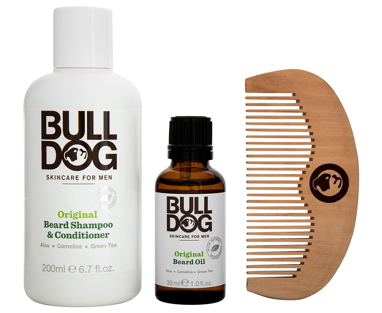 Bulldog Original Beard Care Kit