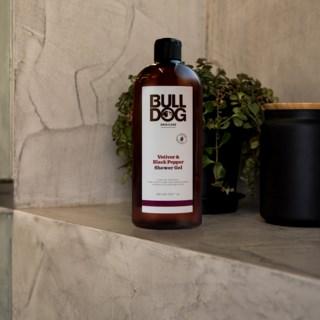 Black Pepper & Vetiver Shower Gel 500ml