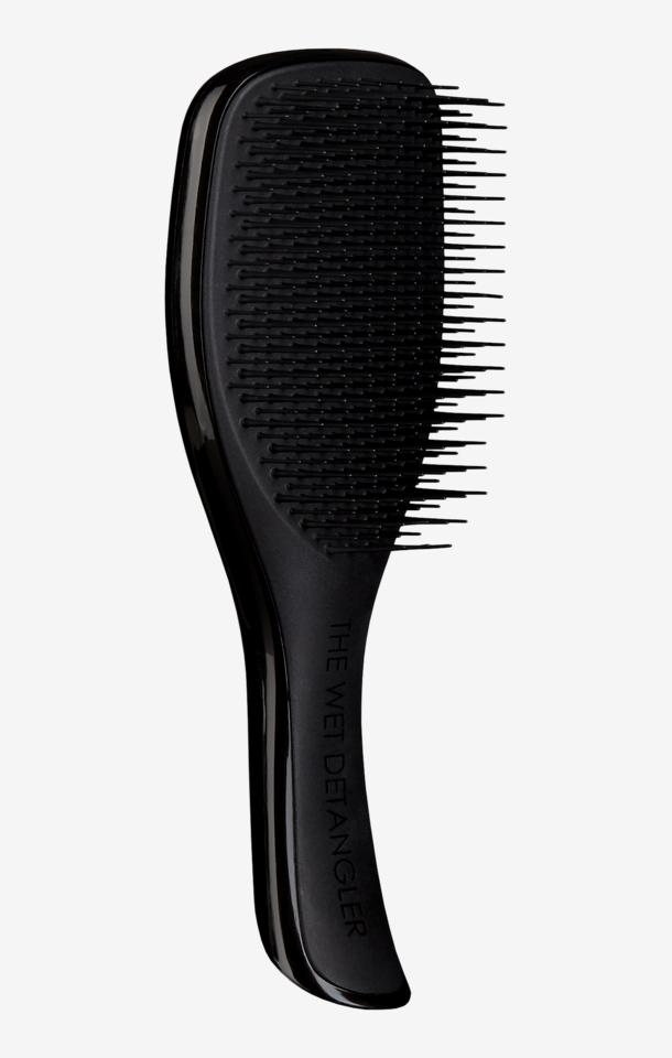 Wet Detangler Hairbrush Black