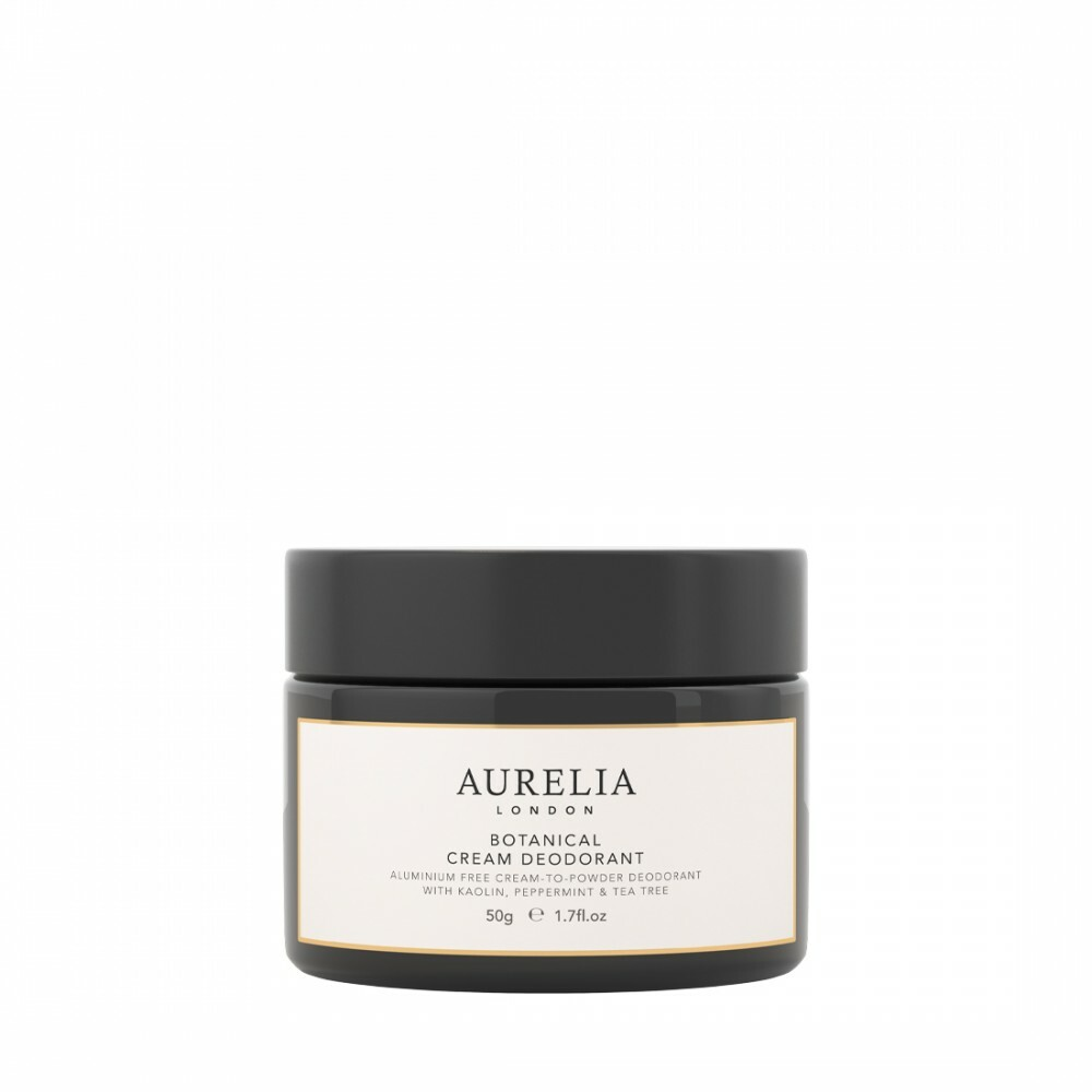 Botanical Cream Deodorant