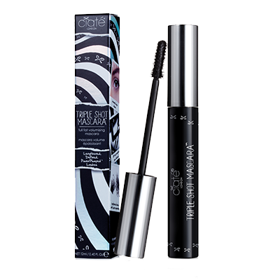Triple Shot Mascara Black