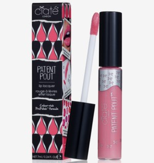 Patent Pout Lip Lacquer Air Kiss