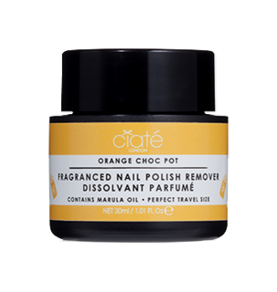 Choc Pot Orange Chocolate - Nail Polish Remover