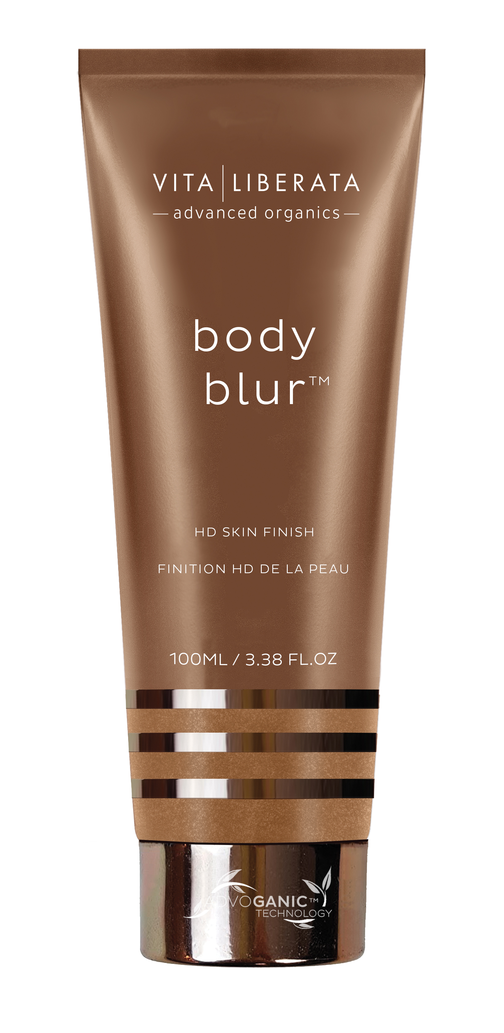 Body Blur Skin Finish Latte Dark