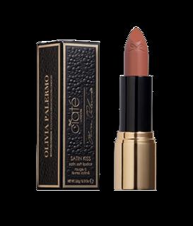 Olivia Palermo Satin Kiss Lipstick Cashmere