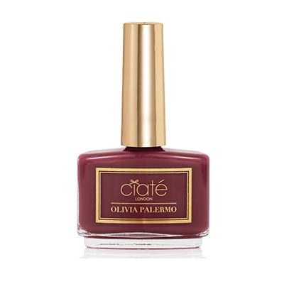 Olivia Palermo Nail Polish Napa Valley - My Fall Favourite