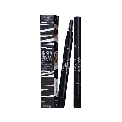 Insta Brow Tinted Brow Gel Dark Brown