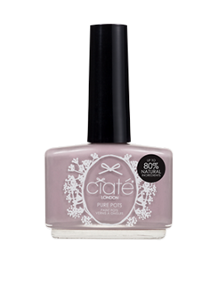 Pure Pots Nail Polish Iced Frappe