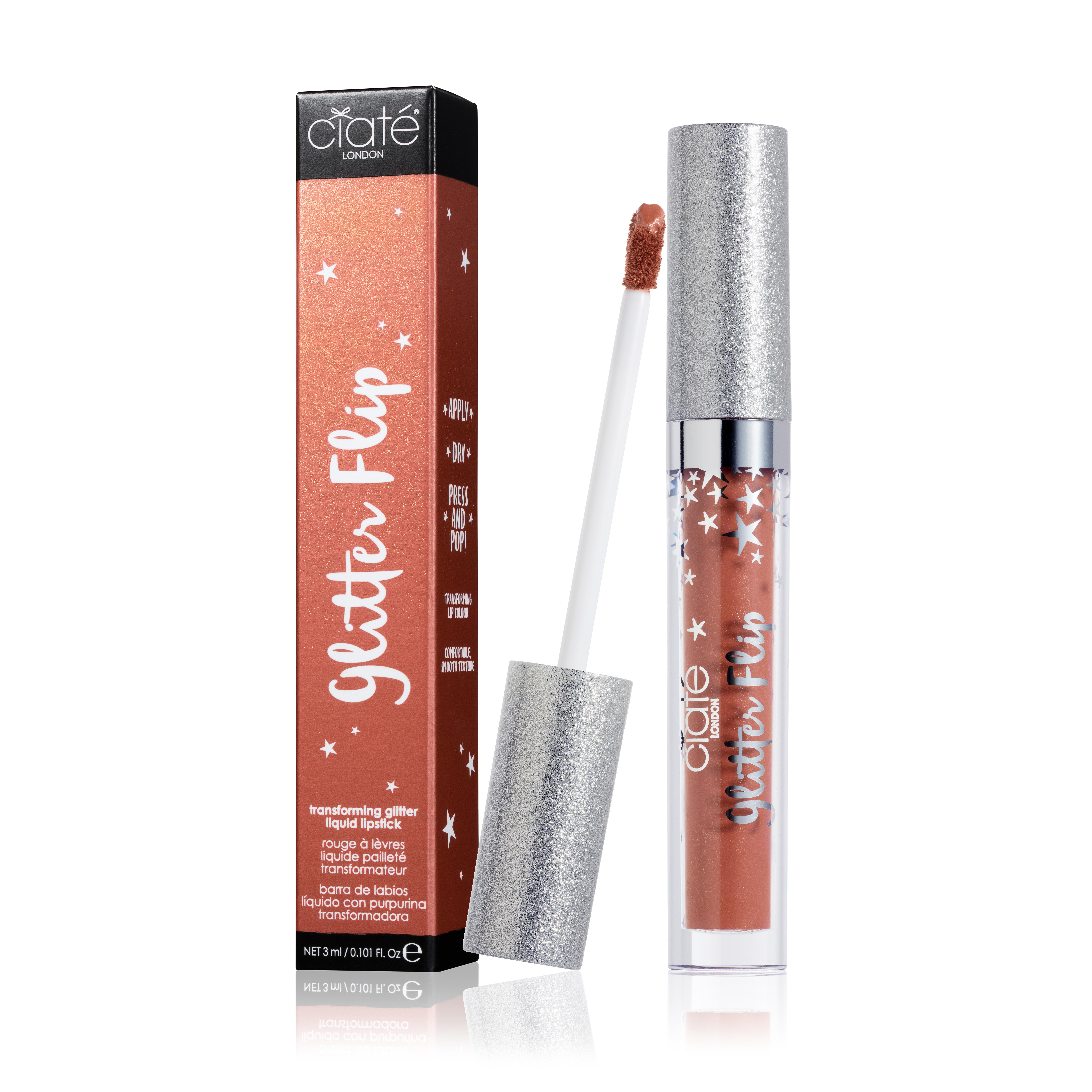Glitter Flip Lipstick Chaos