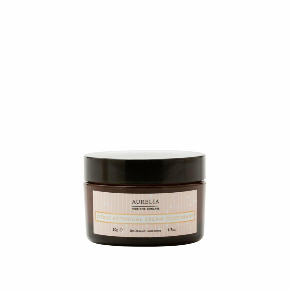 Bilde av Citrus Botanical Cream Deodorant 50 G
