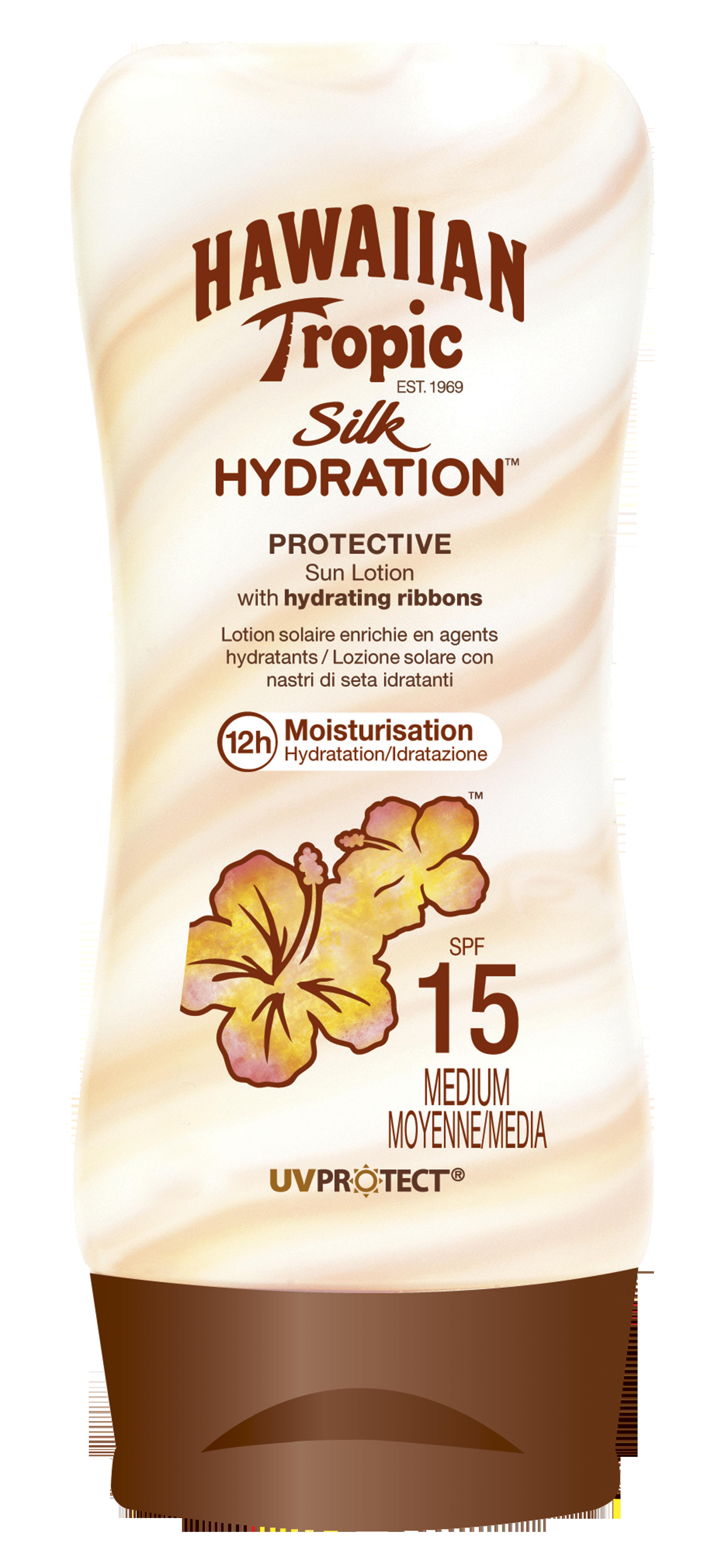 Silk Hydration Lotion SPF 15