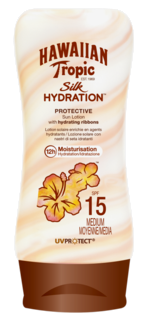 Silk Hydration Lotion SPF 15 180 ml