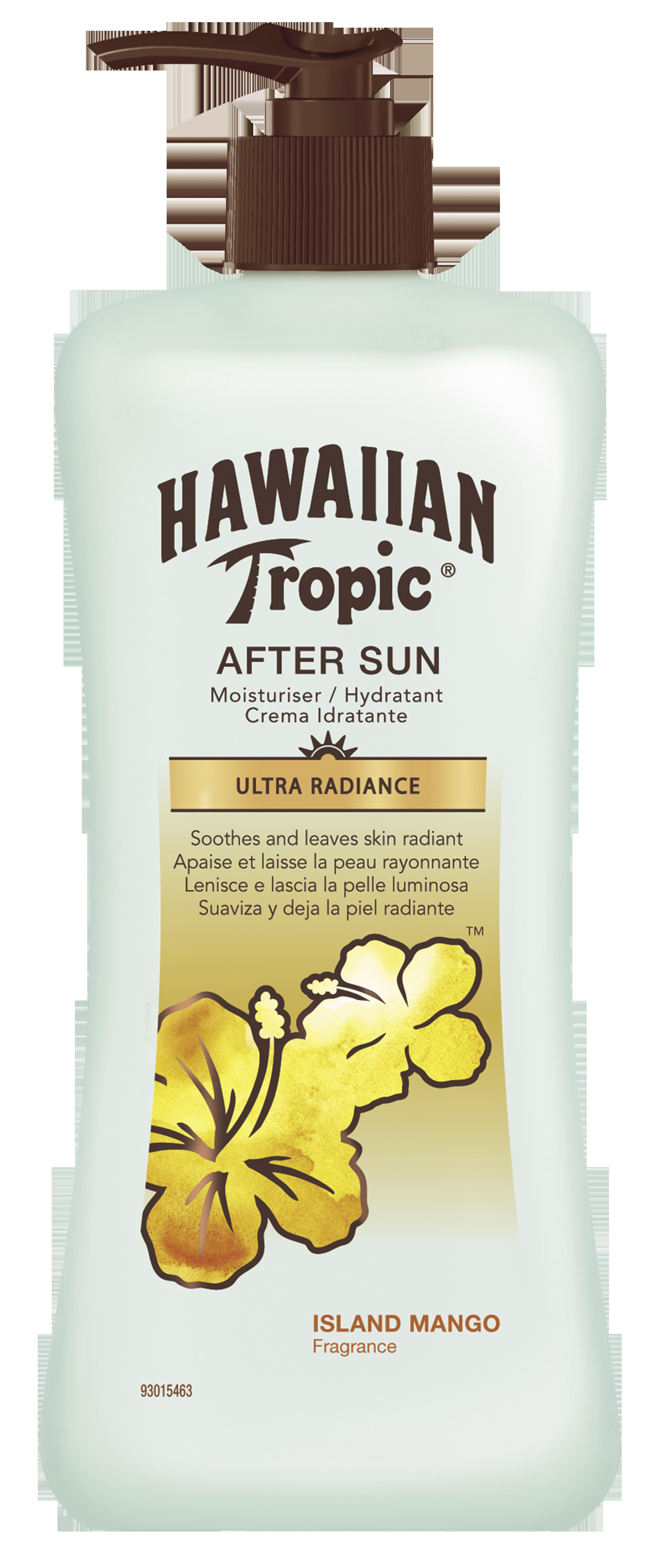 After Sun Pump Ultra Radiance