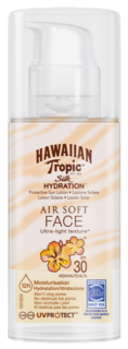 Silk Hydration Air Soft Face Sun Lotion SPF 30 50 ml