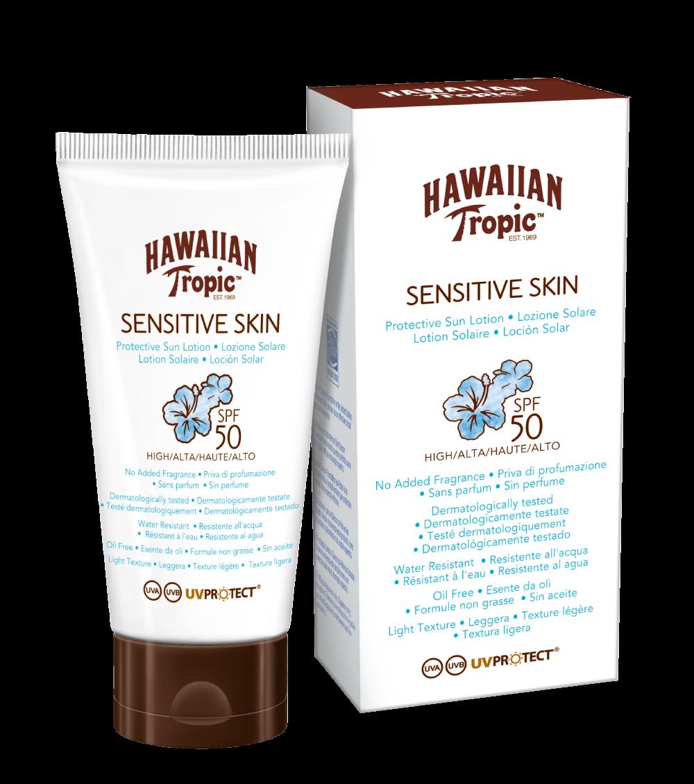 Sensitive Skin Protective Sun Lotion SPF 50 90ml