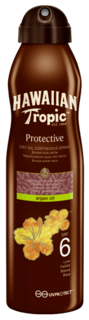 Protective Oil Dry Oil Argan C-Spray SPF 6 177 ml