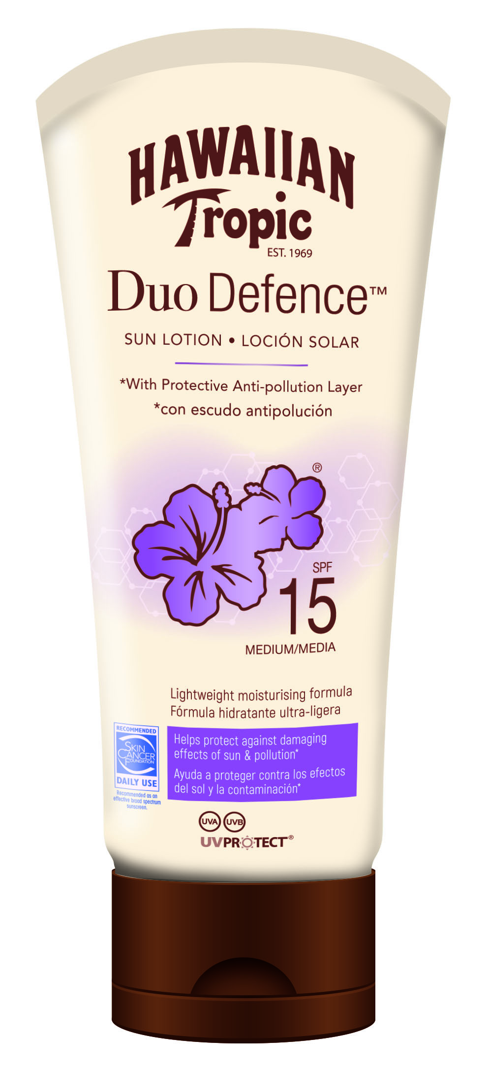 Duo Defence Sun Lotion SPF 15 180ml