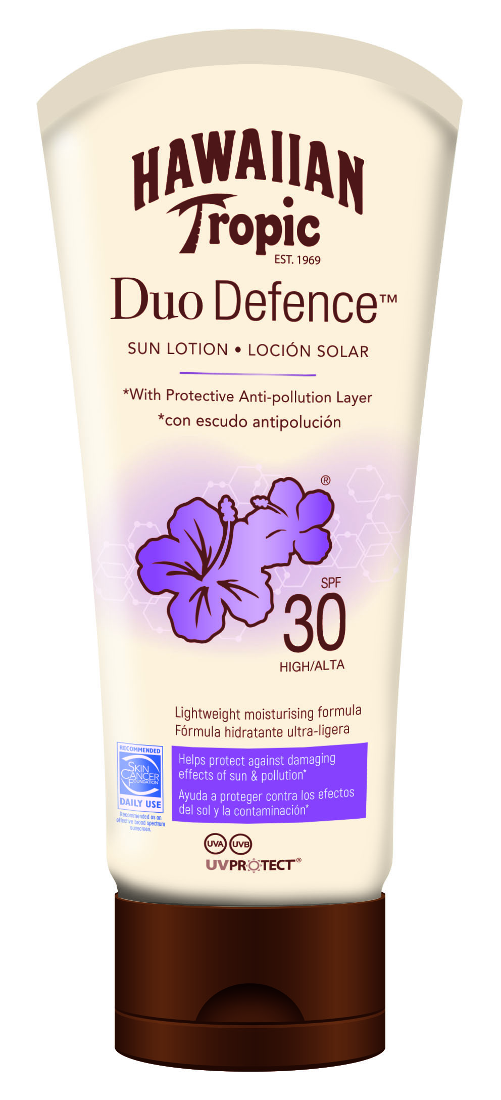 Duo Defence Sun Lotion SPF 30 180ml