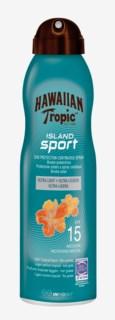 Island Sport Sun Protection Continuous SPF Spray 15 220ml