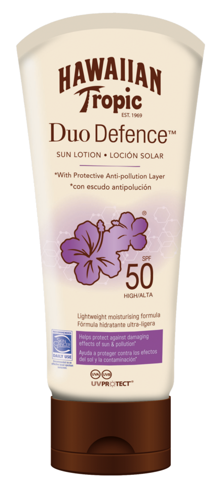 DuoDefence Sun Lotion SPF 50 180 ml