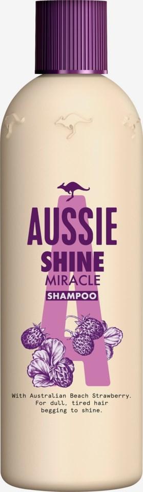Shine Miracle Shampoo 300ml