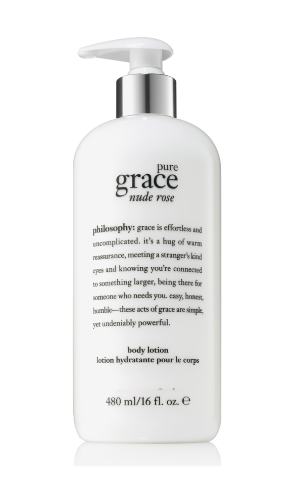 Pure Grace Nude Rose Body Lotion 480ml
