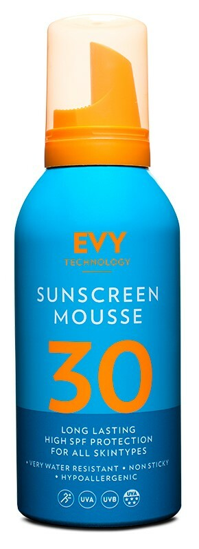 Sunscreen Mousse Spf 30 150 ml