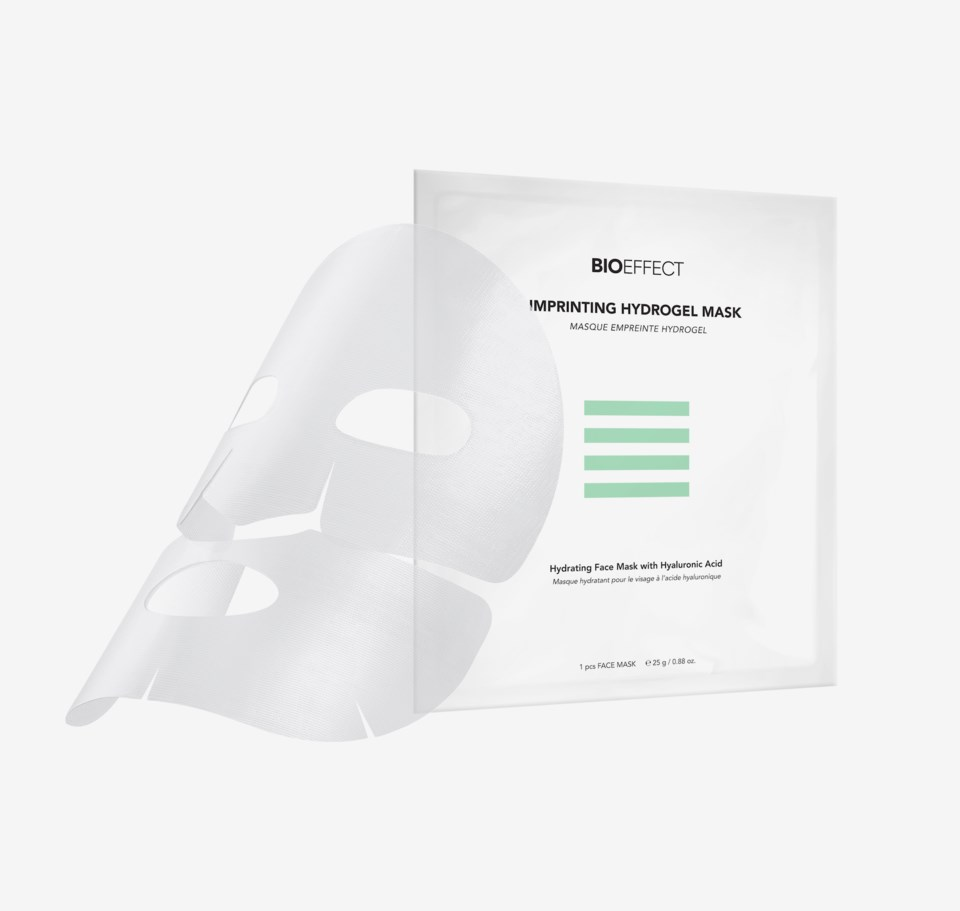 Imprinting Hydrogel Facial Mask 1-Pack