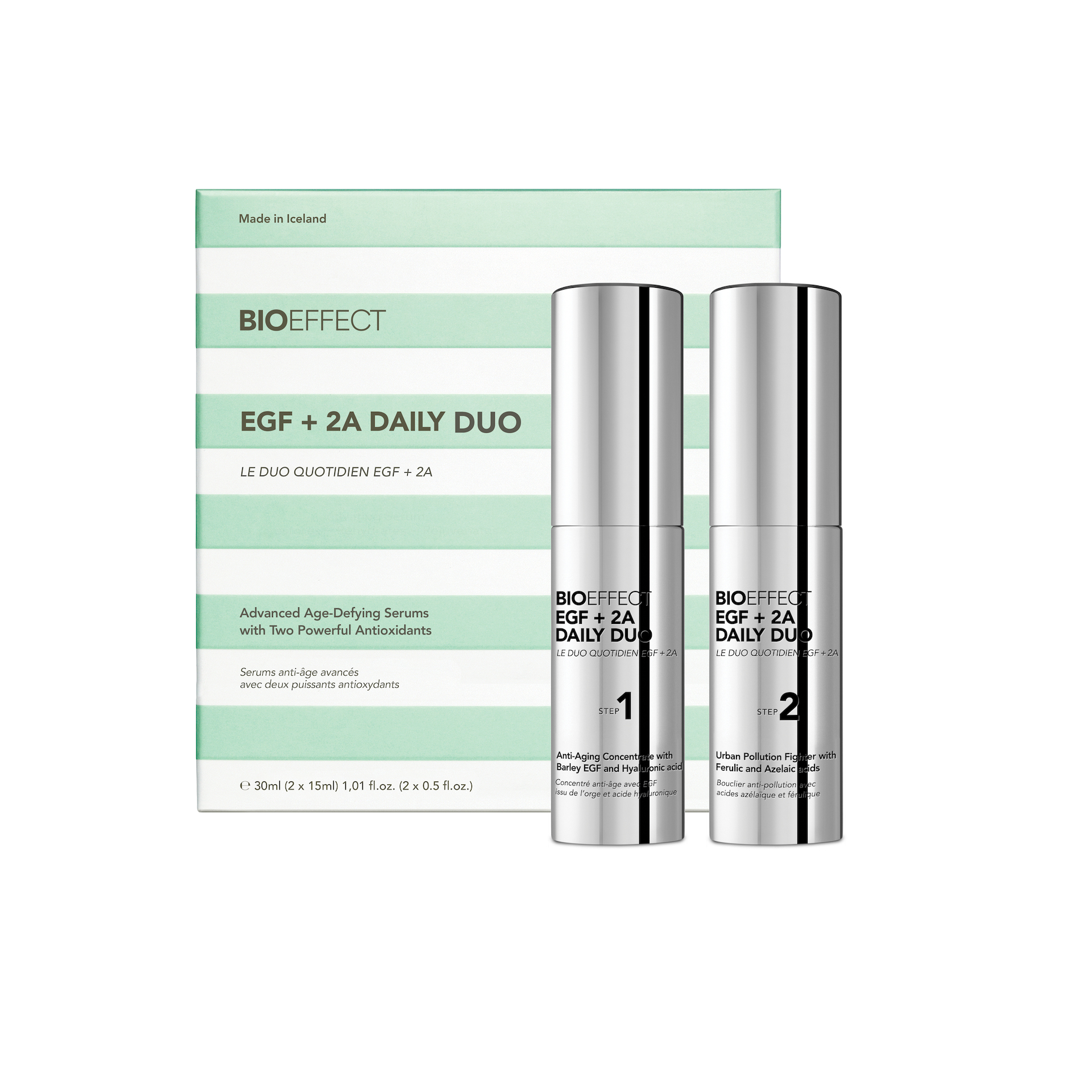 EGF + 2A Daily Treatment 30 ml