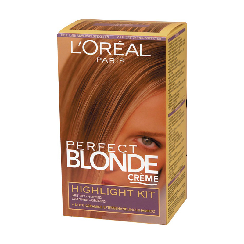 Perfect Blonde Highlight