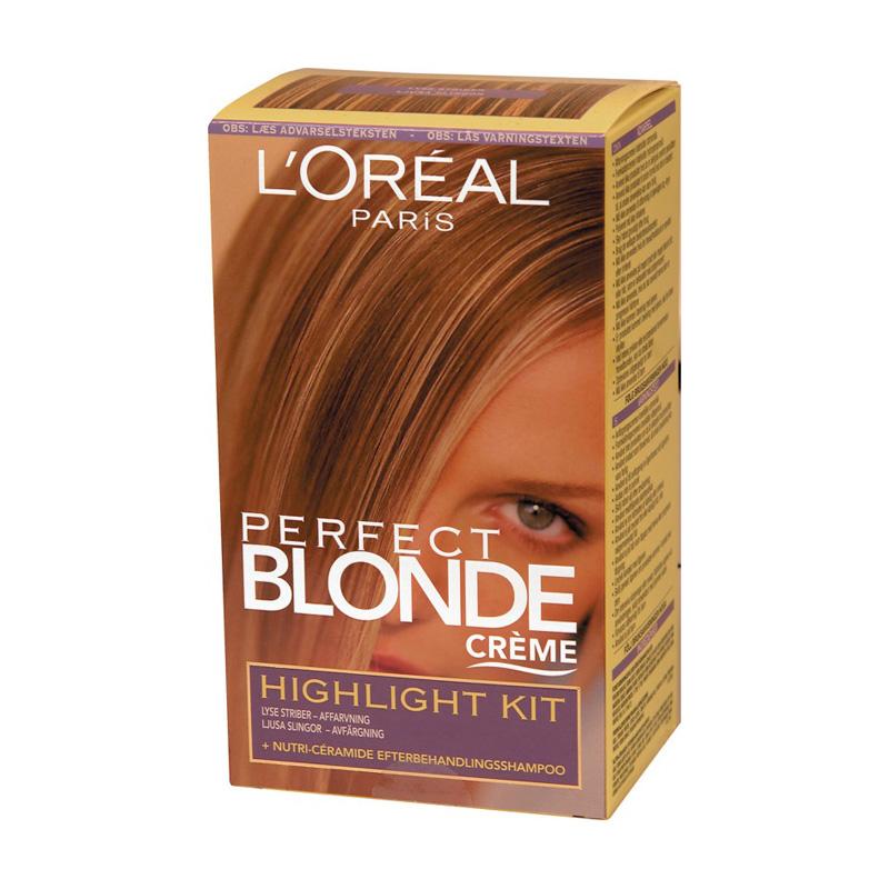 Perfect Blonde Highlight Highlight Slingor