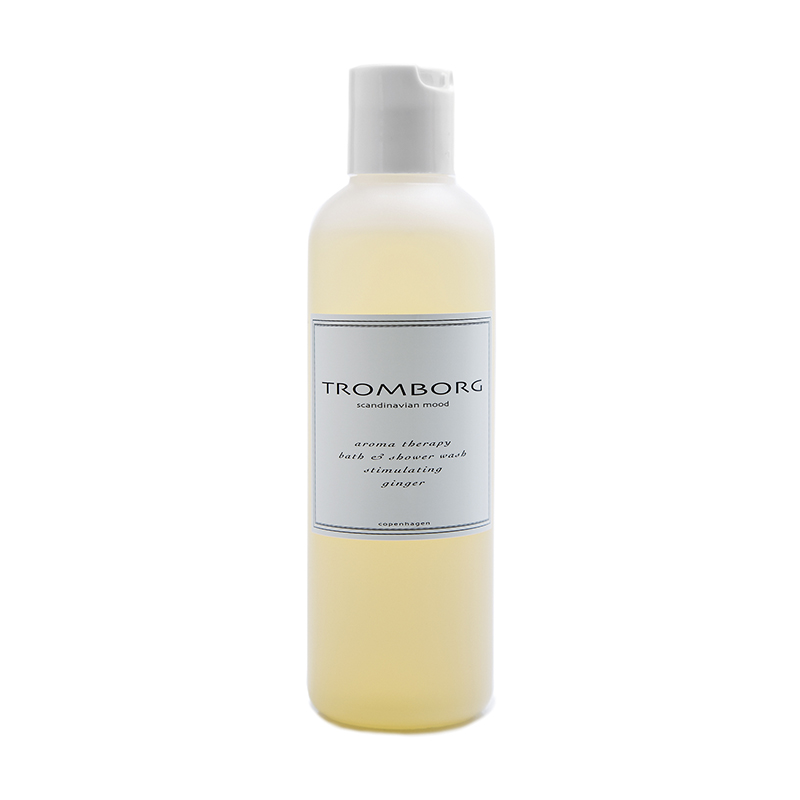 Bath/Shower Stimulating Ginger