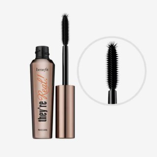 They're Real! Mascara Brown