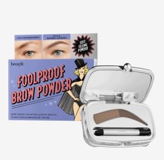 FoolProof Browpowder Eyebrow Shadow 1Light