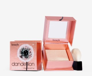 Dandelion Twinkle Highlighter Nude Pink