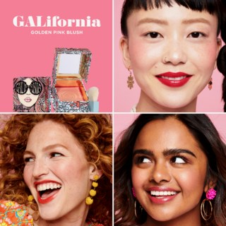 Galifornia Blush Golden Pink