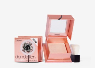 Dandelion Twinkle Highlighter Mini Nude Pink
