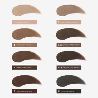 Ka-Brow! Cream Color Eyebrowgel 3.5 Neutral Medium Brown
