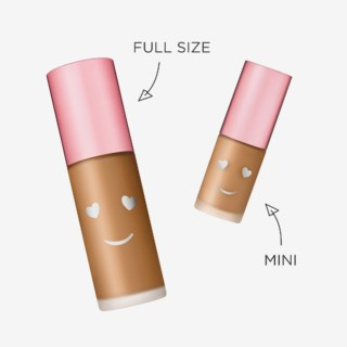 Hello Happy Flawless Brightening Foundation 3 Light Neutral