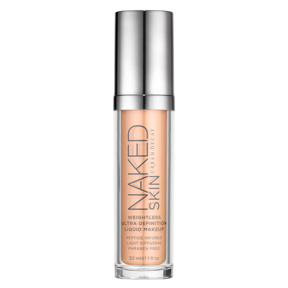 Naked Skin Weightless Ultra Definition Liquid Makeup 0.5, 30 ml