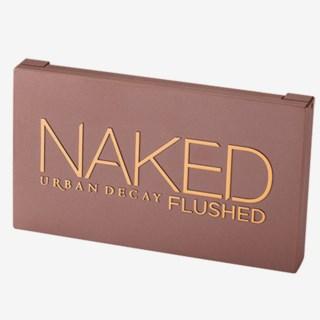 Naked Flushed Strip