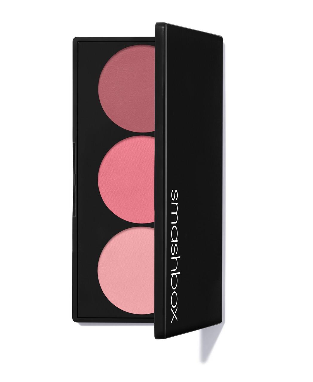 L.A Lights Blush & Highlight Palette 3 Malibu Berry