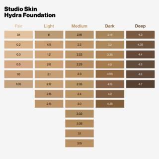 Studio Skin 15 Hour Wear Hydrating Foundation 0,5 Fair - Cool Undertone