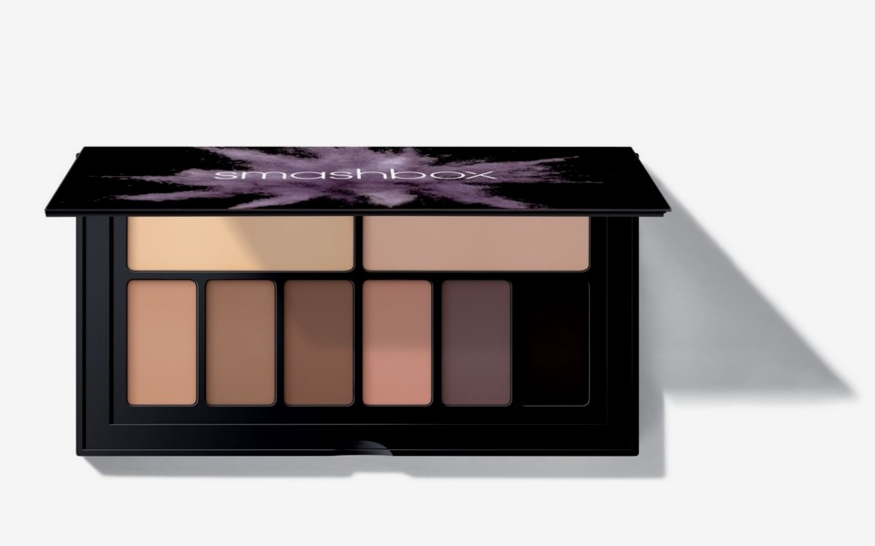 Cover Shot Eyeshadow Palette Matte